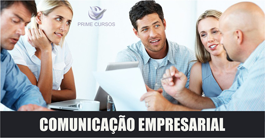 Curso de Comunicação Empresarial grátis