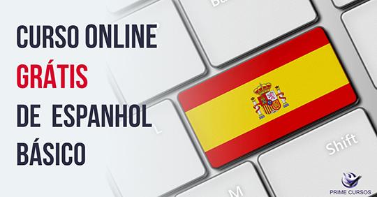 Curso De Espanhol Básico Online Grátis Prime Cursos