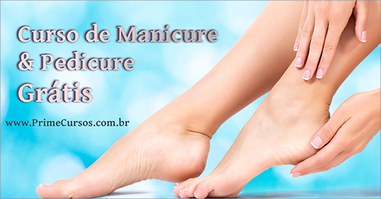 learn how to do manicure and pedicure