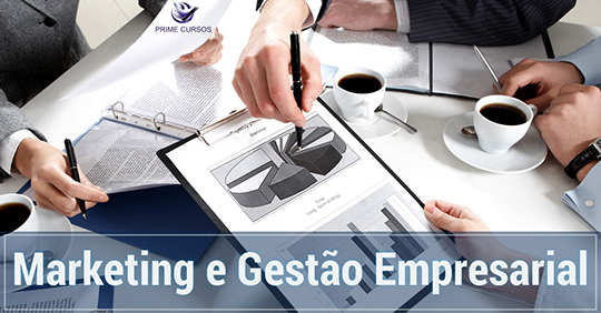 Curso Gratuito de Marketing e Gestão Empresarial