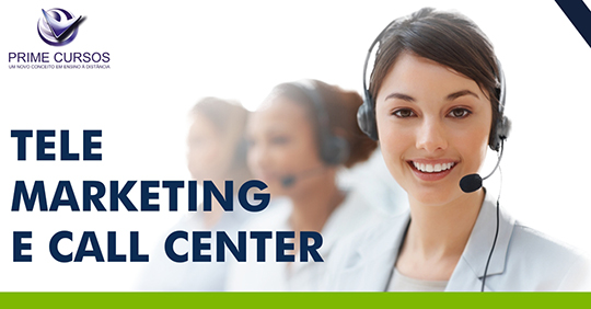 Curso Grátis de Telemarketing e Call Center