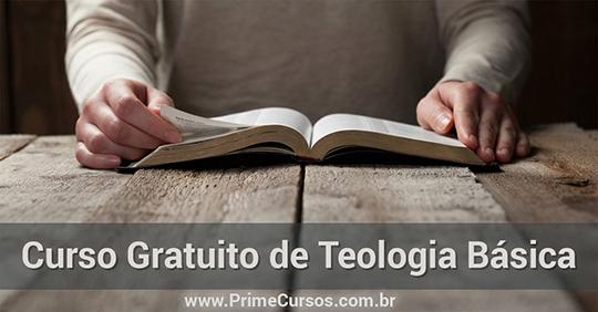 Curso grátis de Teologia Básica