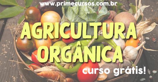 Curso de Agricultura Orgânica
