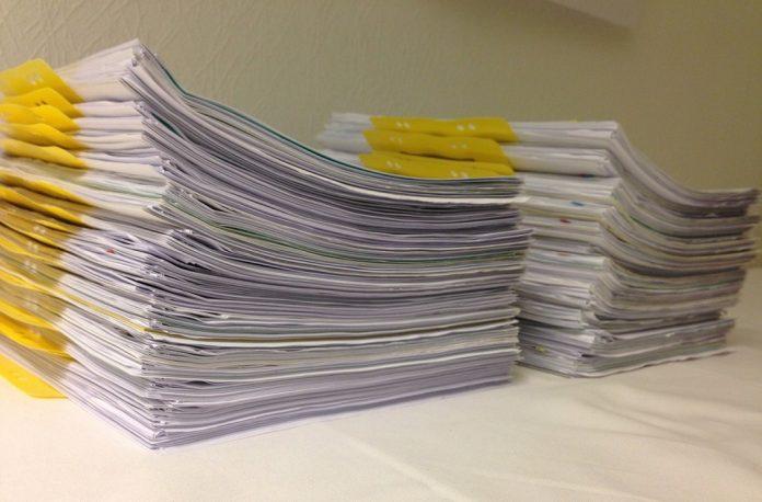 Identificar organizar preservar documentos