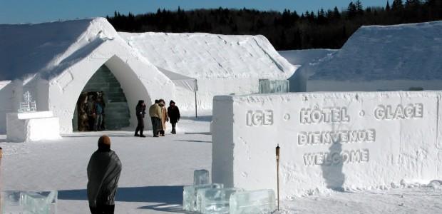 Hotel Glace hotel gelo América Norte
