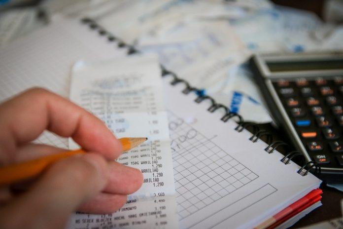 Planejamento controle dinheiro