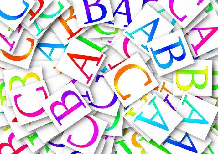 Alfabetização embasada gramática ortografia