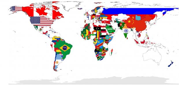 Dominar diferentes idiomas proximidade culturas