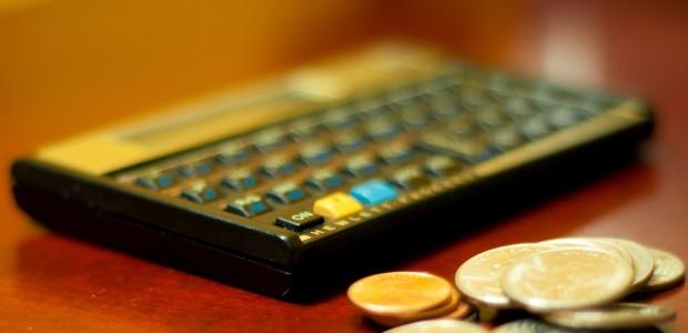 Ferramenta área financeira calculadora