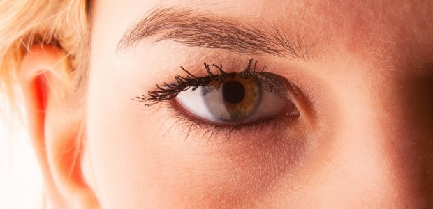 Ressaltar olhar definir expressão sobrancelhas