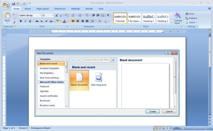 Office Word 2010