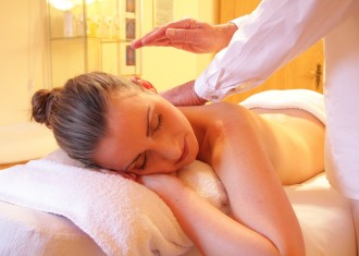 relaxamento massagem