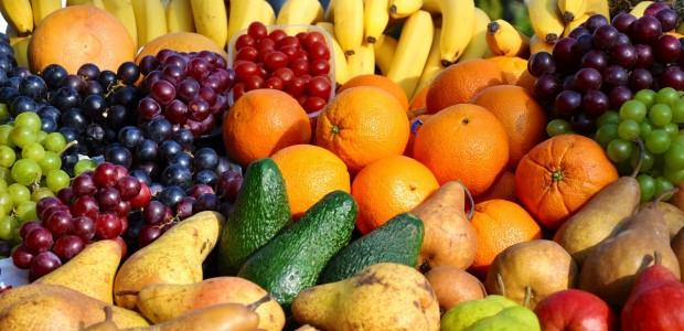 frutas grupos alimentares
