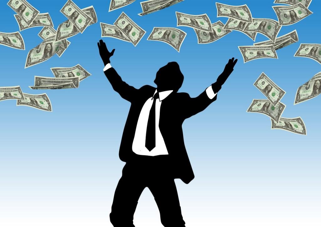 O dinheiro é resultado do seu trabalho, invista na sua carreira profissional (Créditos: Geralt Via: Pixabay)