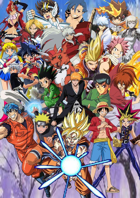 Mang s e animes aprenda a t cnica dos desenhos japoneses - Imagens em hd de animes ...