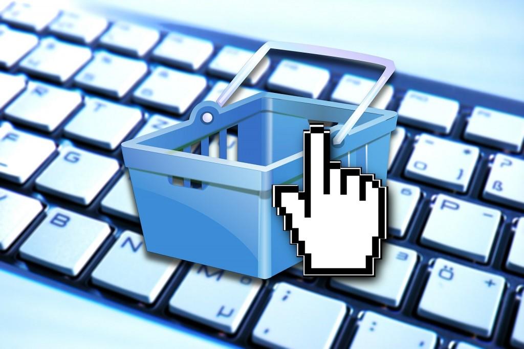 O carrinho de compras é um software importante no e-commerce (créditos Geralt via Pixabay)