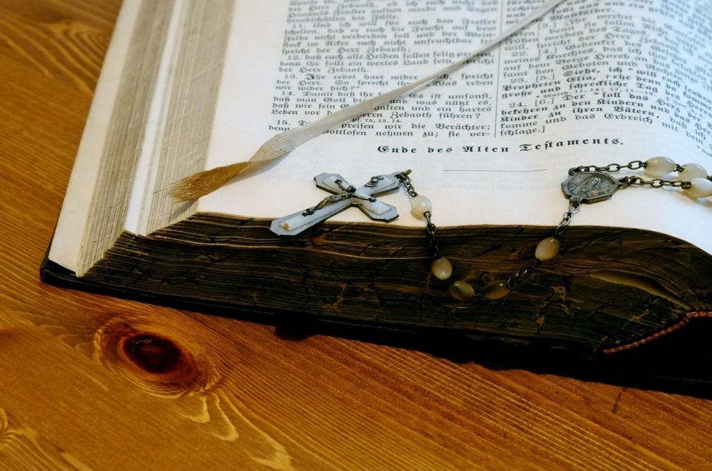 Aprenda mais sobre a Teologia bíblica (Créditos Pixabay)