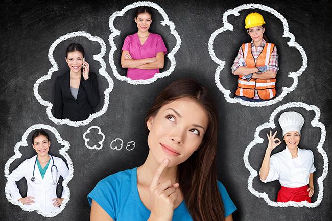 Escolher uma profissão gera dúvidas, por isso é importante conhecer a área de atuação (Créditos: Shutterstock)