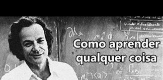 Como agilizar o seu aprendizado com a Técnica Feynman