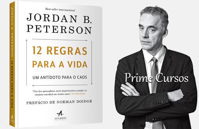12 Regras para a vida por Jordan Peterson