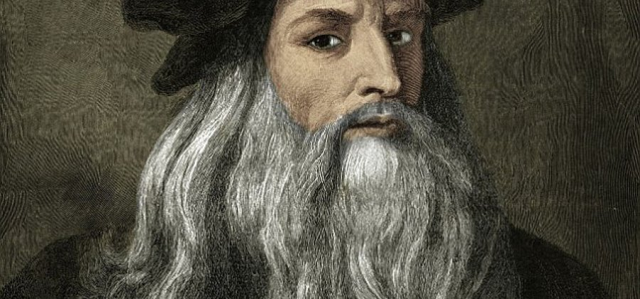 Leonardo da Vinci, polímata, é considerado um gênio nas áreas mais distintas