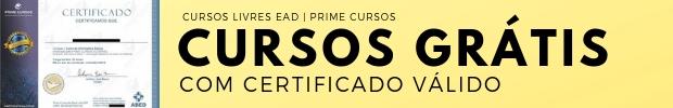 Prime Cursos - Cursos Online Grátis