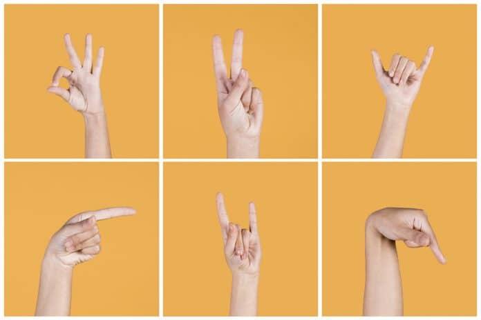 Confira os 10 sinais em Libras que todos deveriam saber