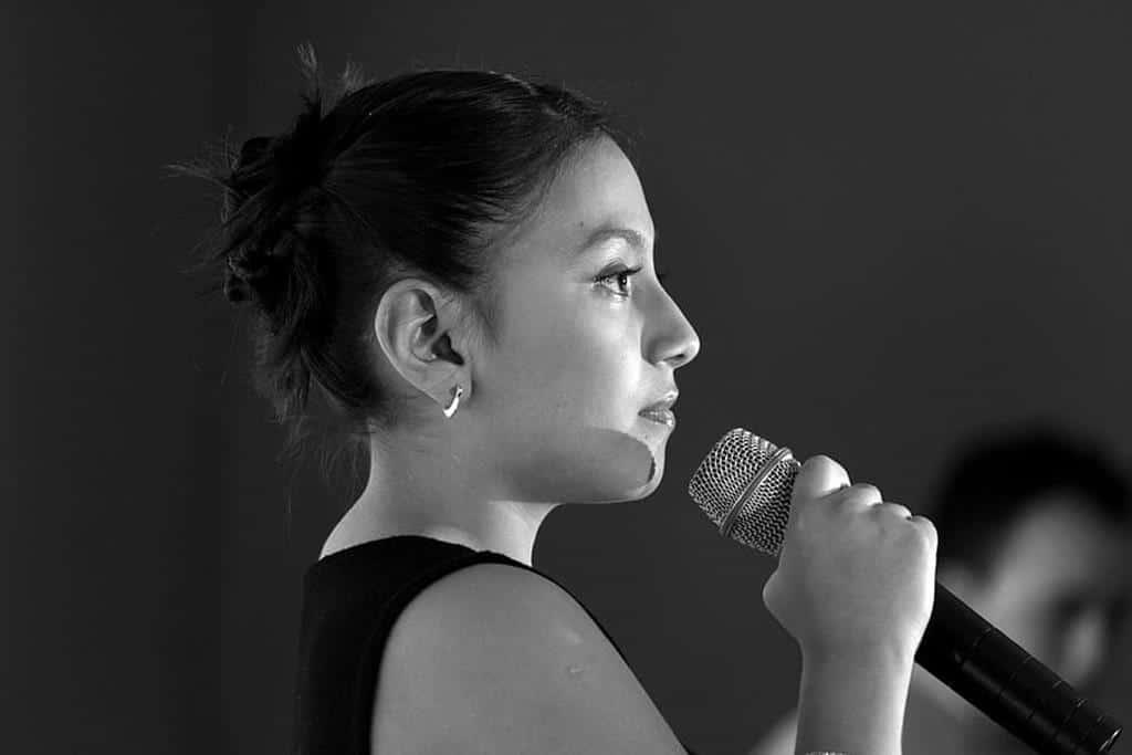 qualquer pessoa pode aprender a cantar usando as técnicas corretas
