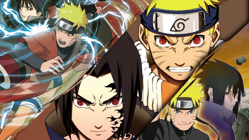 Naruto também faz parte dos animes mais lucrativos atualmente