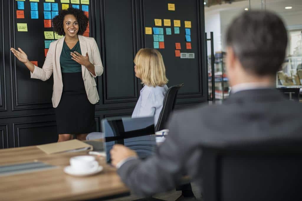 o plano de negócio de expansão visa alcançar possíveis investidores para a organização