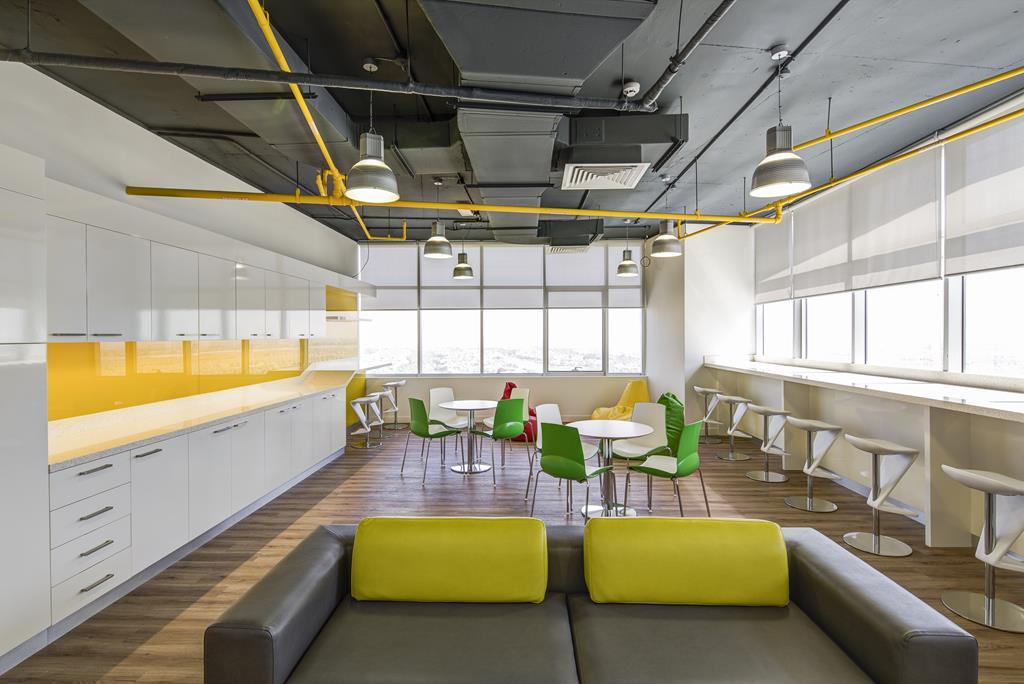 o gestor de pessoas deve garantir que a empresa ofereça boas condições de trabalho e espaço para pausas e lanches