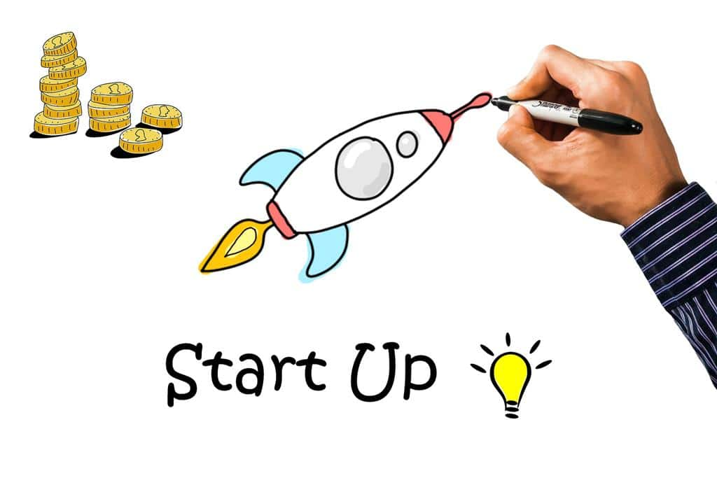 uma startup é uma empresa no estágio inicial de lançamento de produtos inovadores, com uma visão de crescimento rápido