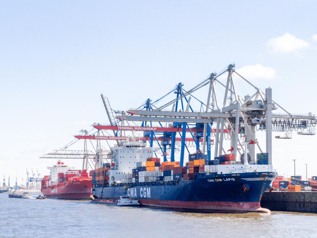 toda empresa que trabalha com importação e exportação pode se habilitar